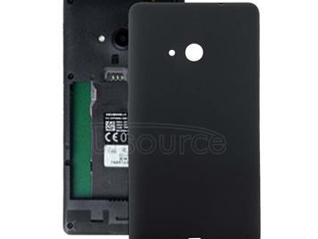 Battery Back Cover  for Microsoft Lumia 535(Black)