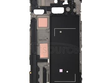 Front Housing LCD Frame Bezel Plate  for Galaxy Note 4 / N910V