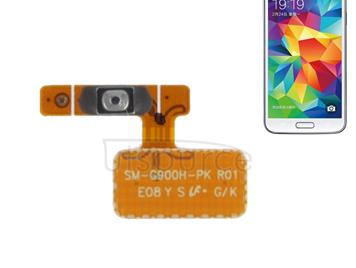 Power Button Flex Cable for Galaxy S5 / G900