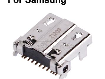 High Quality  Mobile Phone Tail Connector Charger for Galaxy Note II / N7100, N7105, N7102