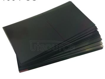 100 PCS LCD Filter Polarizing Films for Galaxy Note N7000 / i9220