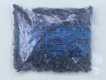 Boom Precision Elec Short hood2.54mm Top seal Closed type(50pcs)