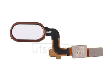 Fingerprint Sensor Flex Cable for OPPO A57 (Rose Gold)