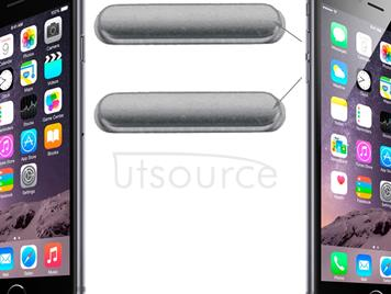 Original Volume Control Key for iPhone 6 & 6 Plus(Grey)