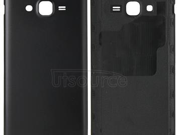 Battery Back Cover  for Galaxy J7(Black)