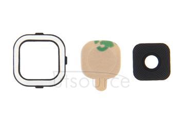 10 PCS Camera Lens Cover  for Galaxy A5 / A500(Black)