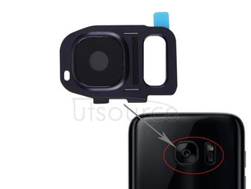 Rear Camera Lens Cover for Galaxy S7 / G930(Black)