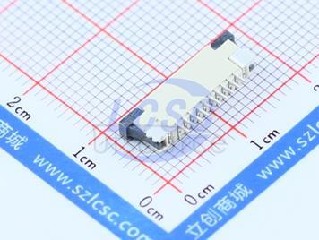 Boom Precision Elec FPC1.0mmpitch10PH2.5mmPull the next type(17pcs)