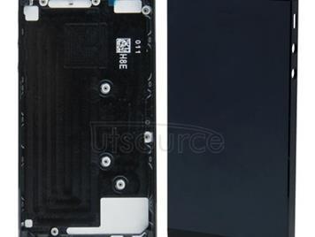 Original Back Cover for iPhone 5(Black)