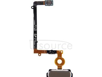 Home Button  for Galaxy S6 Edge / G925(Gold)