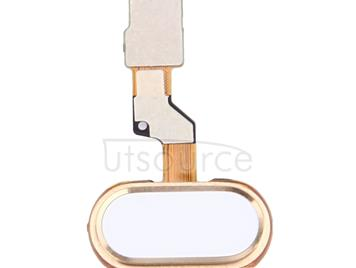 Fingerprint Sensor Flex Cable for Meizu M3s / Meilan 3s(Gold)