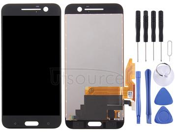 Original LCD Screen and Digitizer Full Assembly for HTC 10 / One M10 (Black)