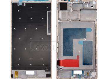 Huawei Maimang 5 Front Housing LCD Frame Bezel Plate(Gold)