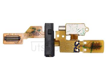 Huawei Ascend G7 / C199 Earphone Jack Flex Cable & Vibrating Motor Flex Cable
