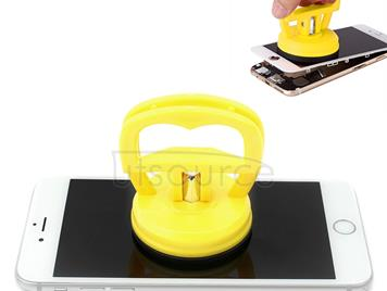 JIAFA P8822 Super Suction Repair Separation Sucker Tool for Phone Screen / Glass Back Cover(Yellow)