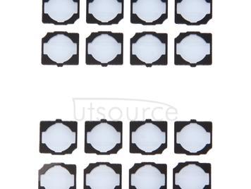 100 PCS for iPhone 7 Back Camera Dustproof Sponge Foam Pads