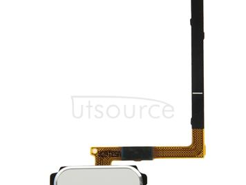Home Button Flex Cable with Fingerprint Identification  for Galaxy S6 / G920F(White)