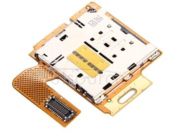 SD Card Reader Contact Flex Cable for Galaxy Tab S2 9.7 / T810
