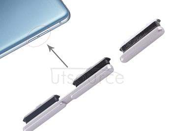 Side Keys  for LG Q6(Silver)