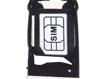 SIM Card Tray for Motorola Moto X (2nd Gen.) (Silver)