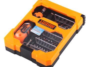 JAKEMY JM-8160 33 in 1 Professional Multi-functional Precision Screwdriver & Socket Set