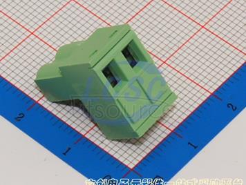 Ningbo Kangnex Elec WJ2EDGK-5.08-2P-14-00A(5pcs)