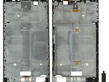 Huawei Ascend Mate 7 Front Housing LCD Frame Bezel Plate(Black)