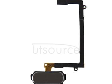 Home Button Flex Cable with Fingerprint Identification  for Galaxy S6 Edge / G925(Gold)