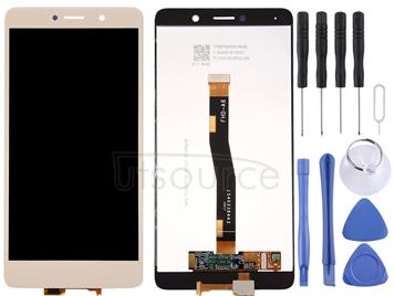 Huawei Honor 6X LCD Screen and Digitizer Full Assembly(Gold)