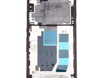 Original Middle Board for Sony L36H(Purple)