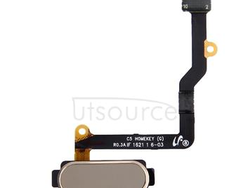 ome Button for Galaxy C5 / C5000 H(Gold)