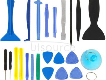 24 in 1 Special Opening Tools Sets for iPhone 5 & 5S & 5C / iPhone 4 & 4S