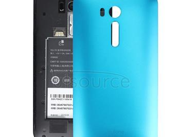 Original Back Battery Cover for 5.5 inch Asus Zenfone Go / ZB551KL(Blue)