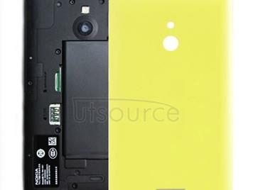 Battery Back Cover for Nokia XL (Yellow)