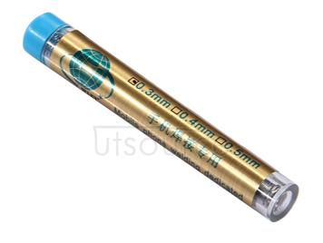 WLXY 0.4mm Solder Wire Flux Tin Lead Melt Soldering Wire