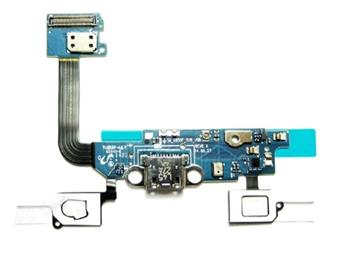 Charging Port Flex Cable for Galaxy Alpha / G850F