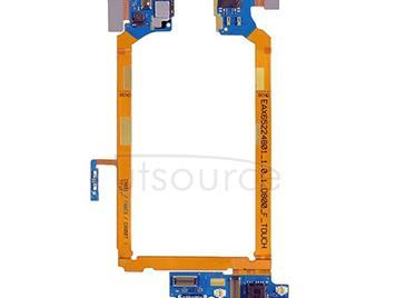 USB Charging Connector Port Flex Cable & Earphone Audio Jack Flex Cable & Microphone Flex Cable  for LG G2 / D800 / D801 / D803 / D800T