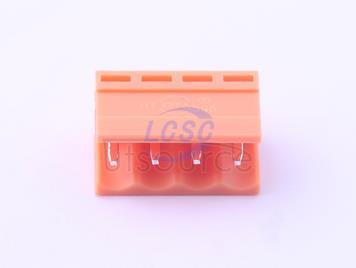 Ningbo Kangnex Elec F113HT3.96-4P(5pcs)