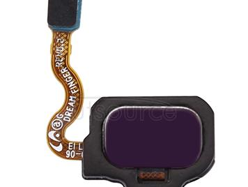 Fingerprint Button Flex Cable for Galaxy S8(Purple)
