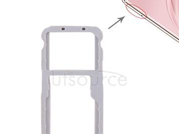 2 SIM Card Tray / Micro SD Card Tray for Huawei Nova 2s(Grey)