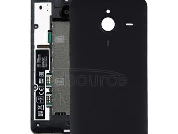 Battery Back Cover for Microsoft Lumia 640 XL (Black)