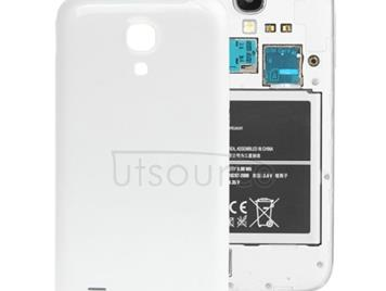 Original Version Smooth Surface Plastic  Back Cover for Galaxy S IV mini / i9190(White)