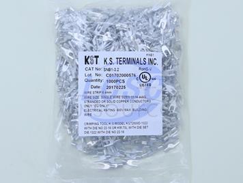 K.S Terminals SNB1-3.2(10pcs)