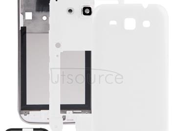 Full Housing Faceplate Cover  for Galaxy Win i8550 / i8552(White)
