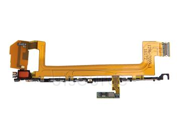 Original Power Button Flex Cable for Sony Xperia X