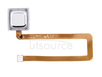 Huawei Ascend Mate 7 Fingerprint Sensor Flex Cable(Silver)