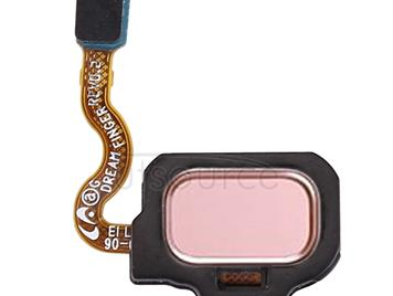 Fingerprint Button Flex Cable for Galaxy S8(Pink)