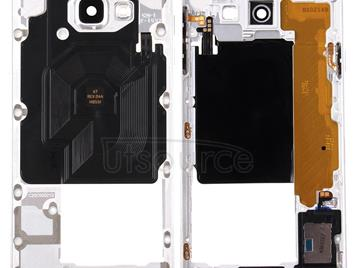for Galaxy A7 (2016) / A7100 Middle Frame Bezel(White)