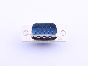 Shenzhen Cankemeng DMS-9P D-SUBConnector Male head pitch2.77mm Full gold