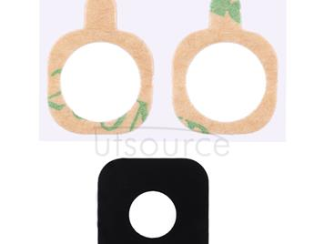 10 PCS Back Camera Lens Cover with Sticker for Galaxy S6 Active / G890